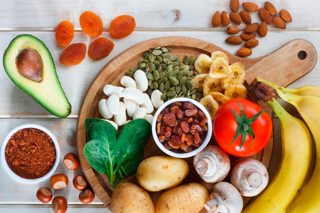 Prefer Nutrients Over Calories