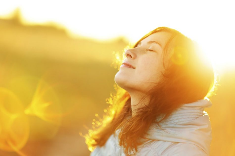 Get Vitamin D from the Sun