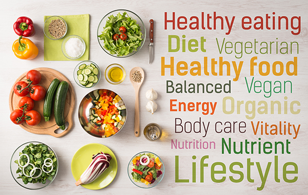 Maintain A Balanced Diet