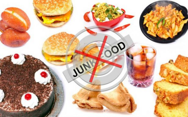 avoid junk food