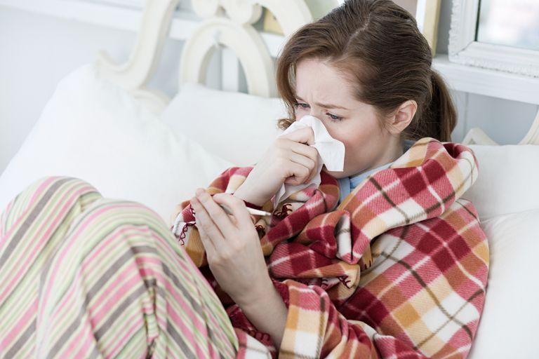 stay indoor if sick