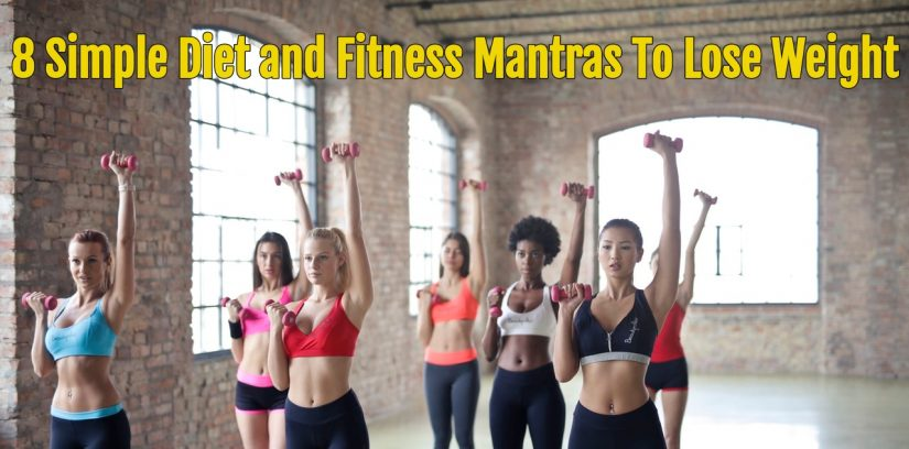 mantras to lose weight