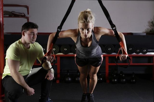 Follow workout
