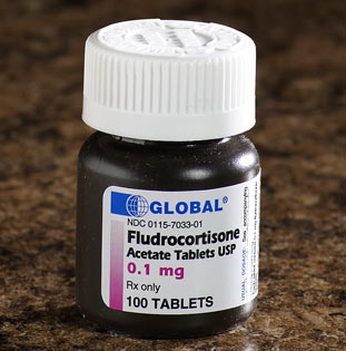 Fludrocortisone