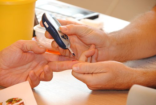 monitor your blood sugar level