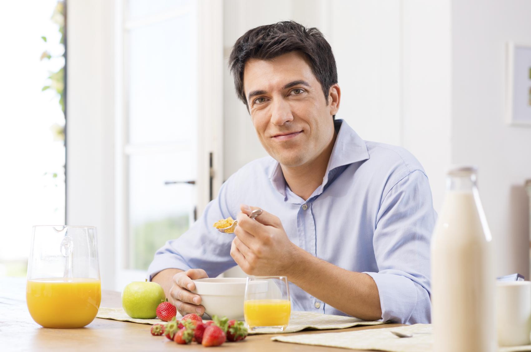 Diet chart for men