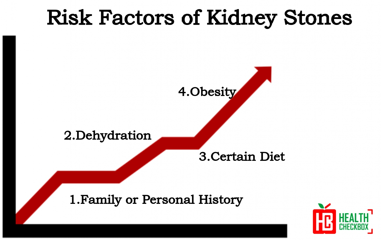 Risk Factors of Kidney Stones