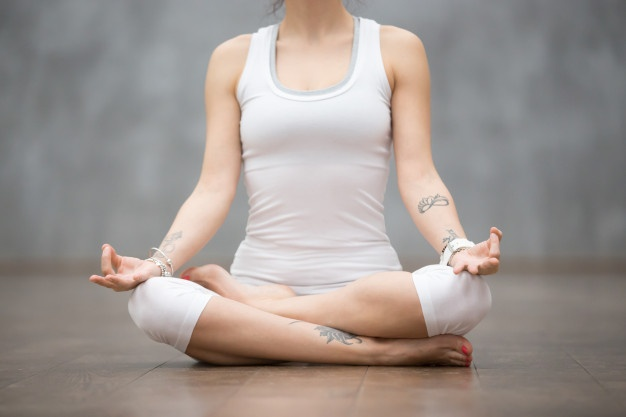 Exercise and meditation