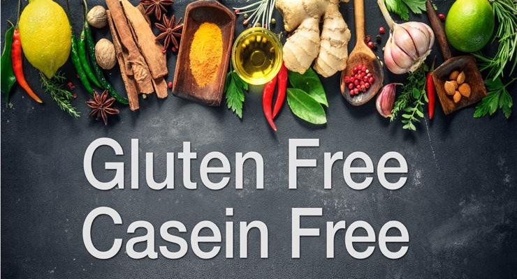 Gluten casein free diet
