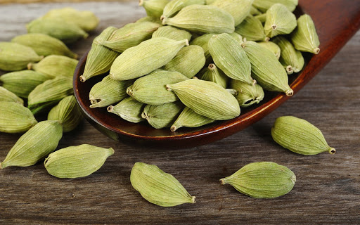 health benefits of spices Cardamom
