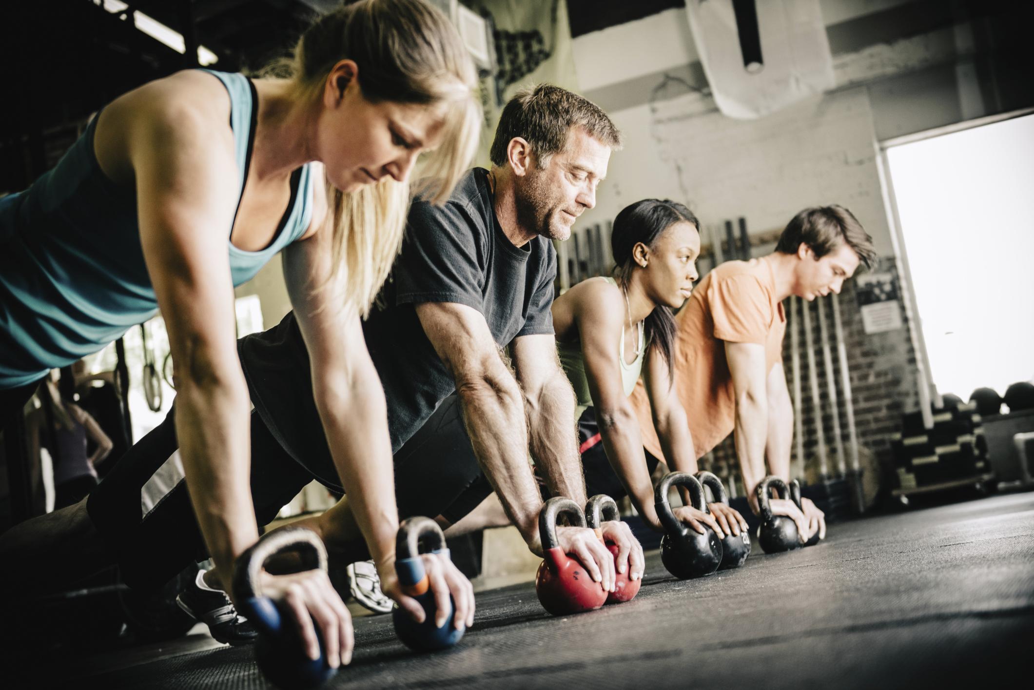 Do a High-Intensity Workout