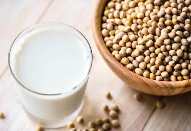 Soya milk