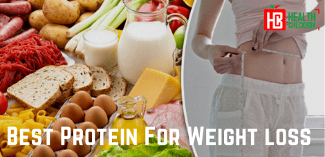 Best Protein For Weight loss-Get a Slim Body