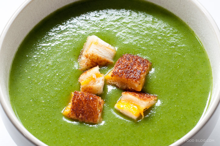 spinach potato soup-weight watcher recipe